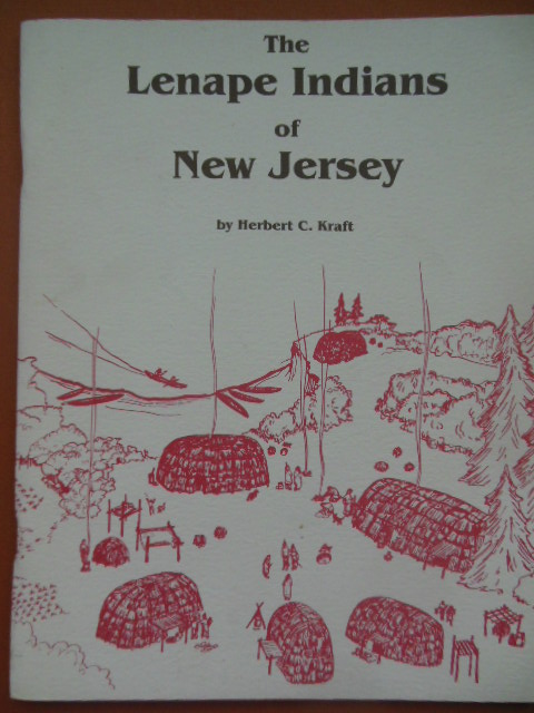 Image for The Lenape Indians of New Jersey 1987