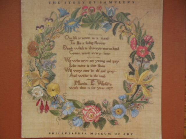 Image for The Story of Samplers  (Philadelphia Museum of Art, 1971)