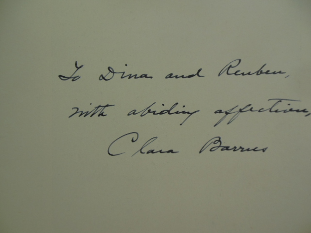 "Image for The Poem ""Waiting"" by John Burroughs Supplementary Notes by Clara Barrus (SIGNED 1927)"