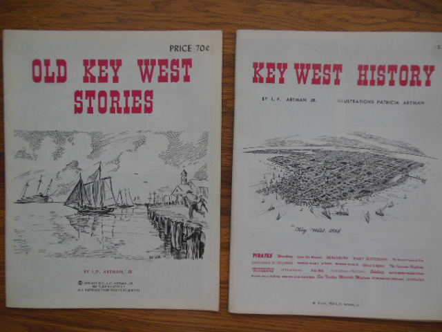 Image for Key West History; Old Key West Stories (1969/1975)