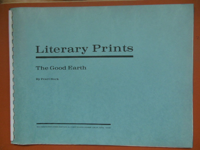 Image for Literary Prints; The Good Earth (Movie Stills)