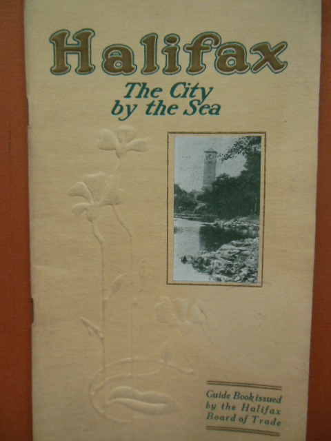 Image for Halifax The City By the Sea (Circa 1917)