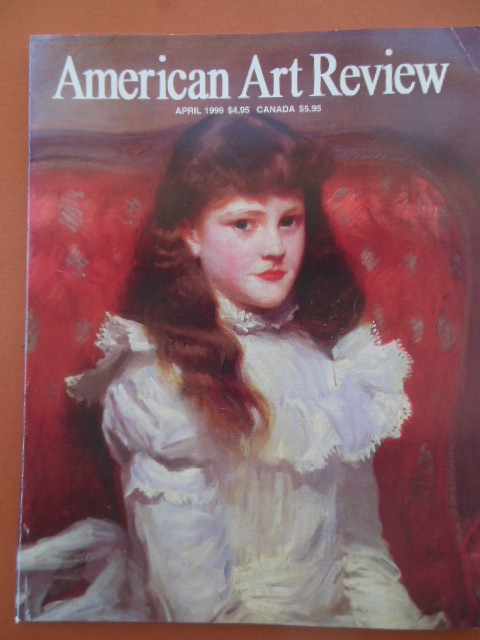 Image for American Art Review Magazine April, 1999 (Taos Painters and Their Patrons Part I, Watercolor Painters of Northeastern Ohio)