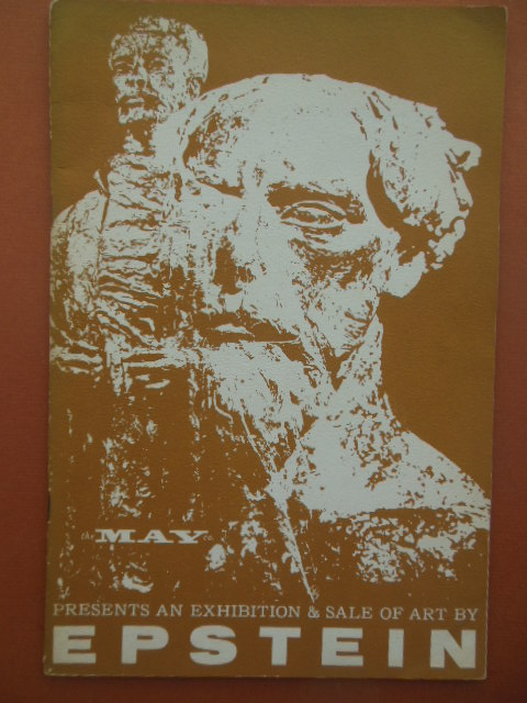 Image for The May Company Presents An Exhibition & Sale of Art by Jacob Epstein (1959)