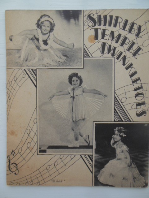 Image for Shirley Temple Twinkletoes 1936