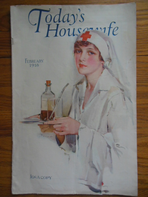 Image for Today's Housewife Magazine February 1918