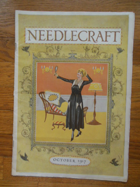 Image for Needlecraft Magazine October, 1917