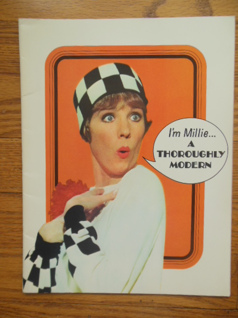 Image for Thoroughly Modern Millie Movie Souvenir 1967 (Julie Andrews, Carol Channing)