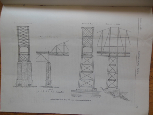 Image for Engineering News and American Contract Journal April, 1887