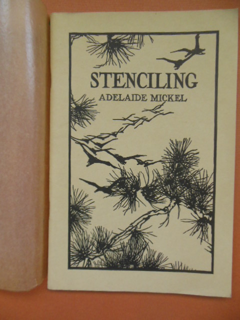 Image for Stenciling (1920)
