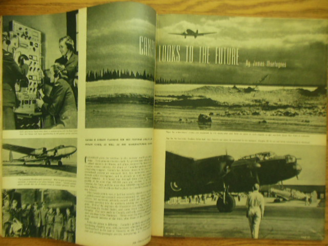 Image for Air Trails Pictorial Magazine, October 1944