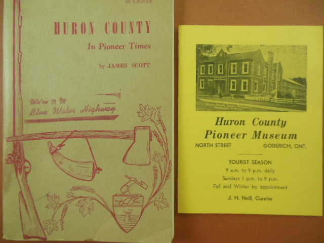 Image for Huron County In Pioneer Times (Ontario, Canada)1954