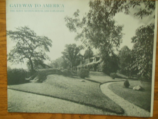 Image for Gateway to America: The Alice Austen (Photographer) House and Esplanade Staten Island 1967)