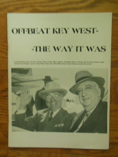 Image for Offbeat Key West -- The Way It Was (1983)