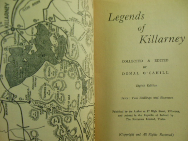 Image for Legends of Killarney (1920's)