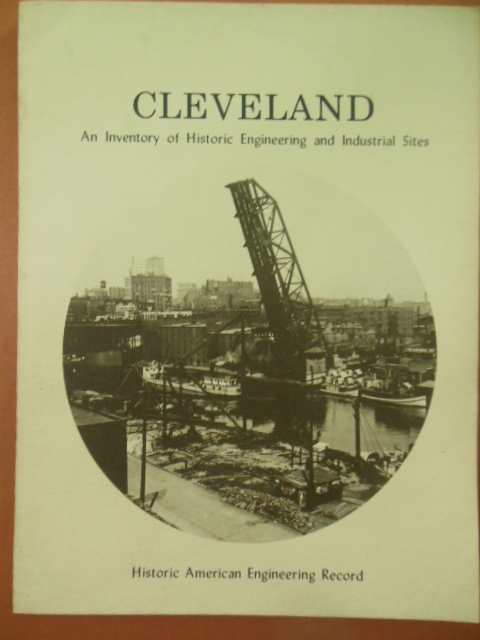 Image for Cleveland: An Inventory of Historic Engineering and Industrial Sites (1978)