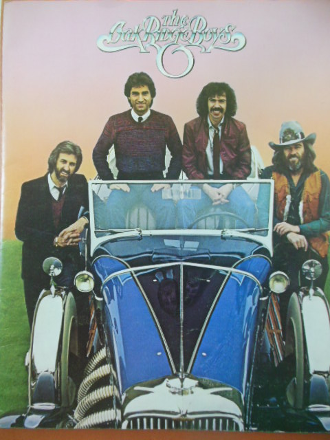 Image for The Oak Ridge Boys Concert Program 1982