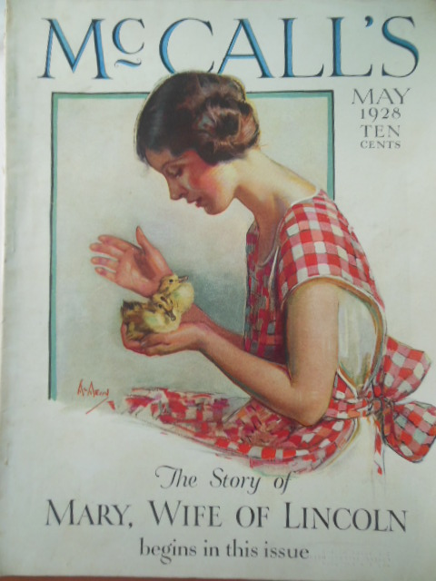 Image for McCall's Magazine May 1928 (Dorothy Parker, Zane Grey, Gene Stratton Porter)