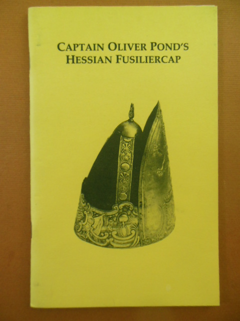 Image for Captain Oliver Pond's Hessian Fusiliercap (1986)