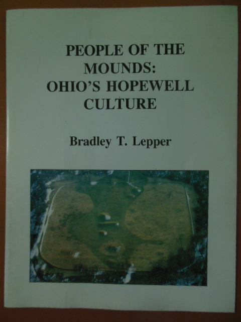 Image for People of the Mounds: Ohio's Hopewell Culture