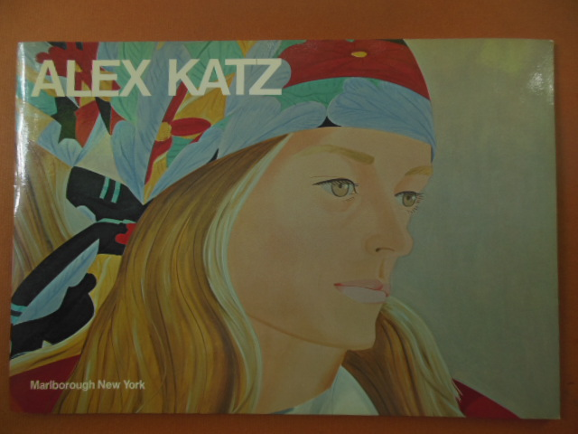 Image for Alex Katz Art Catalog December, 1973