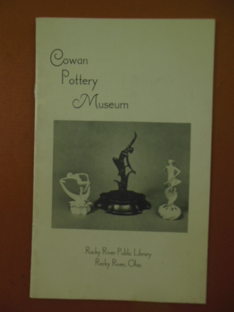 Image for Cowan Pottery Museum Rocky River, Ohio Public Library 1978