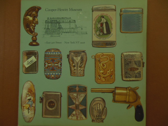 Image for Matchsafes In the Collection of the Cooper-Hewitt Museum (1981)