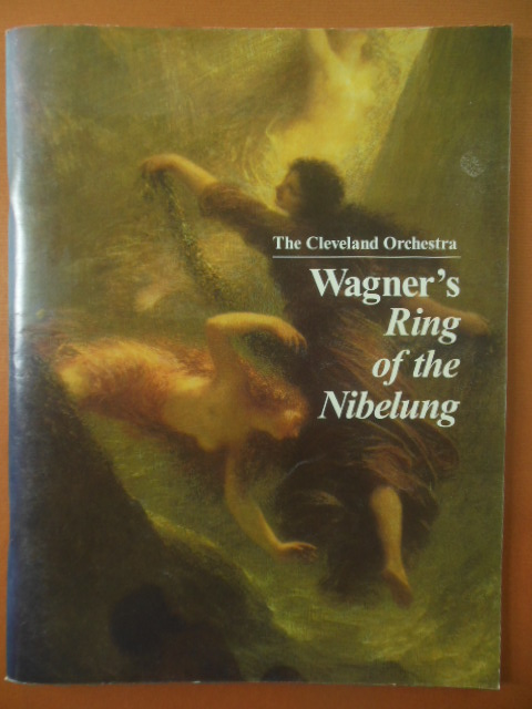 Image for The Cleveland Orchestra Companion Guide to Wagner's Ring of the Nibelung (1992)