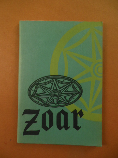 Image for Zoar, An Ohio Experiment In Communalism (1968)