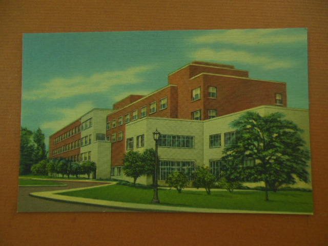 Image for Color Postcard Statler Inn, Cornell University, Ithaca, New York