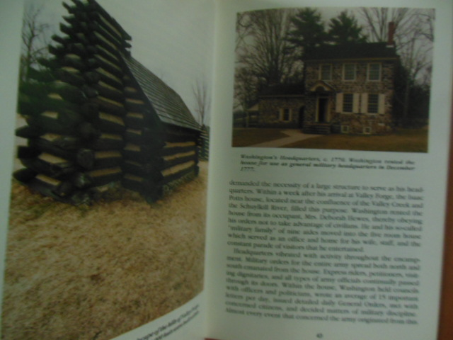 Image for Great & Capital Changes; An Account of the Valley Forge Encampment 1993