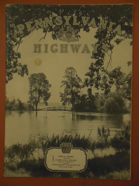 Image for Pennsylvania Highways 1930