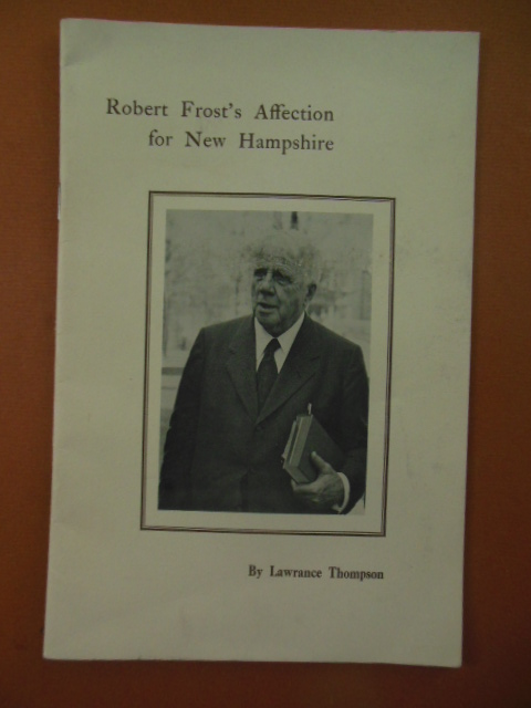 Image for Robert Frost's Affection for New Hampshire (1967)
