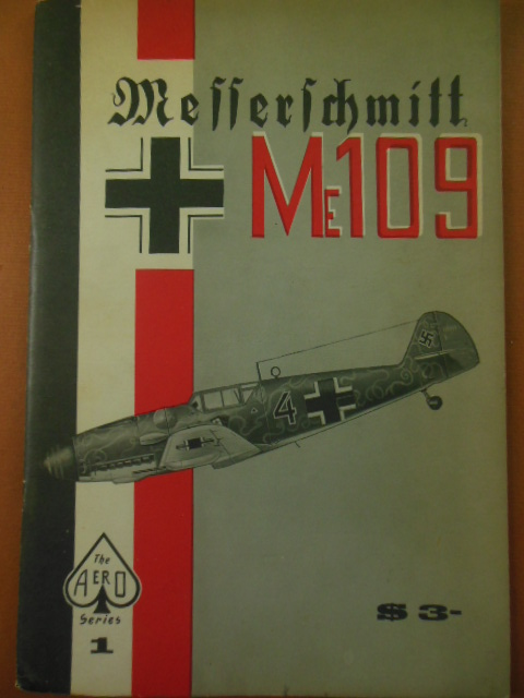 Image for Messerschmitt ME109 Aero Series 1 (1965)