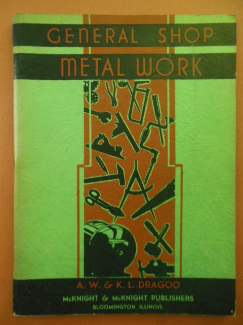 Image for General Shop Metal Work (1939)