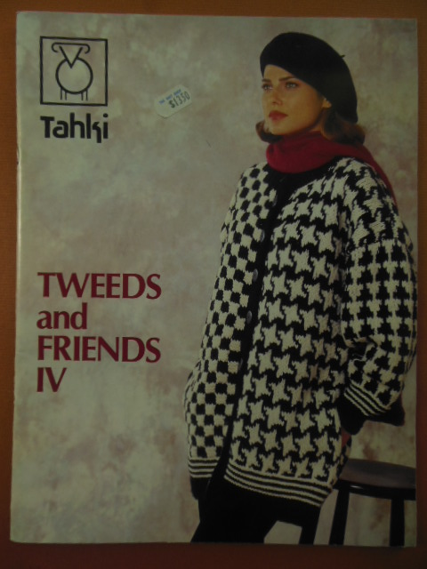 Image for Tahki Tweeds and Friends IV