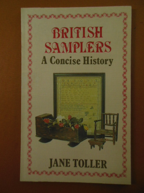Image for British Samplers A Concise History (1980)