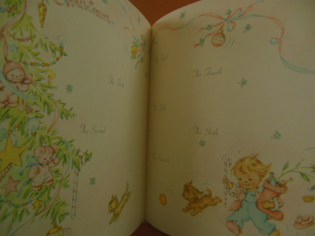 Image for Story of Our Baby Moire Baby Book (Unused 1950's)