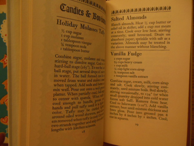Image for Holiday Goodies and How To Make Them (Book in a Box, 1952)