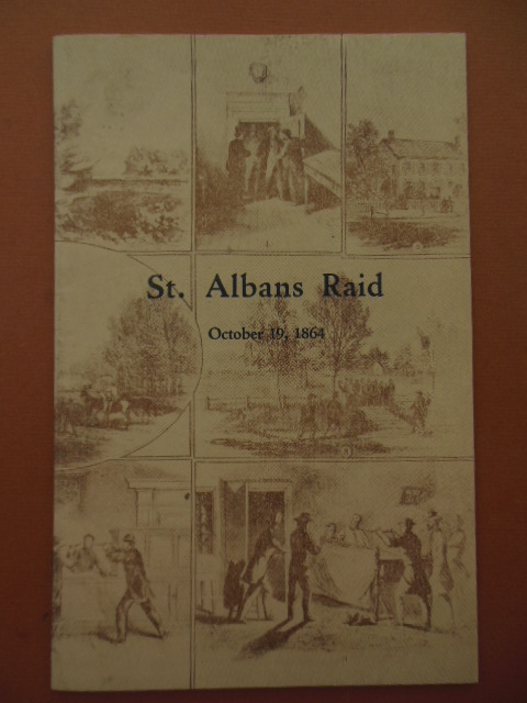 Image for St. Alban's Raid October 19, 1864