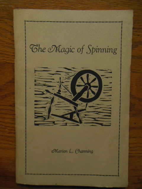 Image for The Magic of Spinning (Ephemera Laid-in 1969)