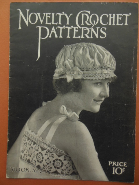 Image for Novelty Crochet Patterns Book No. 7 (1916)
