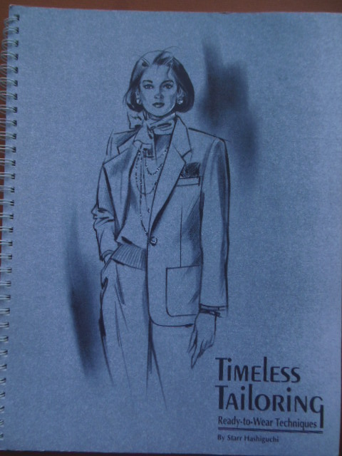 Image for Timeless Tailoring; Ready-to-Wear Techniques (1994)