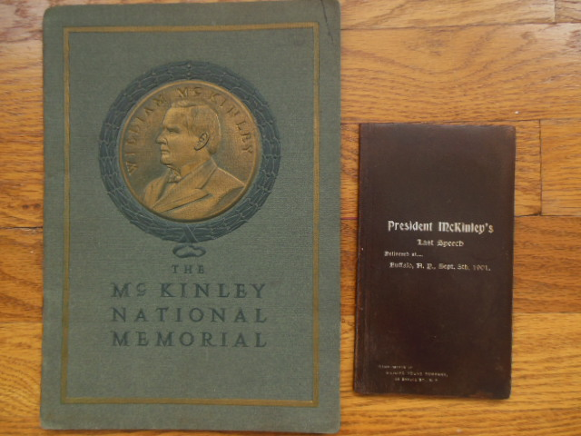 Image for The McKinley National Memorial and President McKinley's Last Speech (1907/1901)