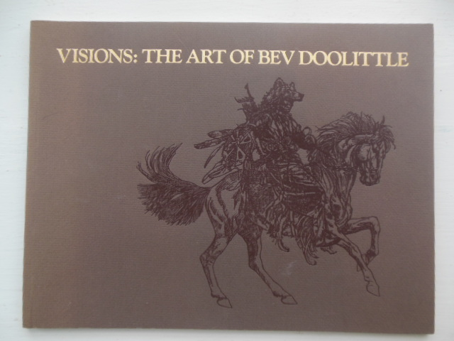 Image for Visions: The Art of Bev Doolittle (1988)