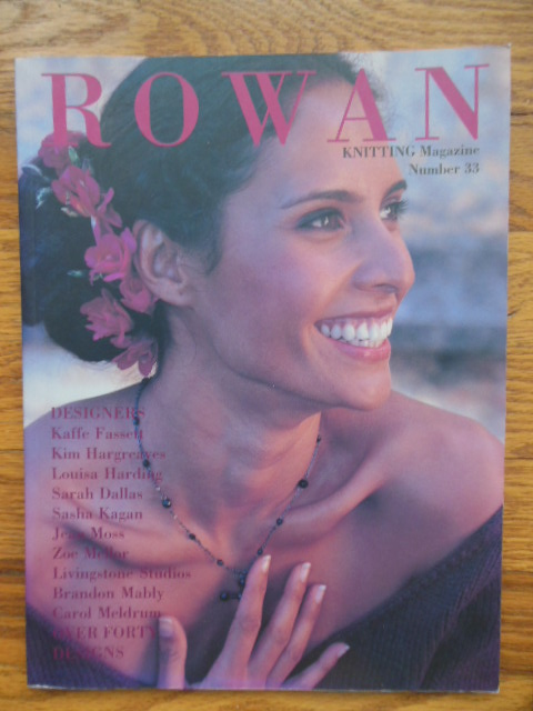 Image for Rowan Knitting Magazine Number 33 (2003)