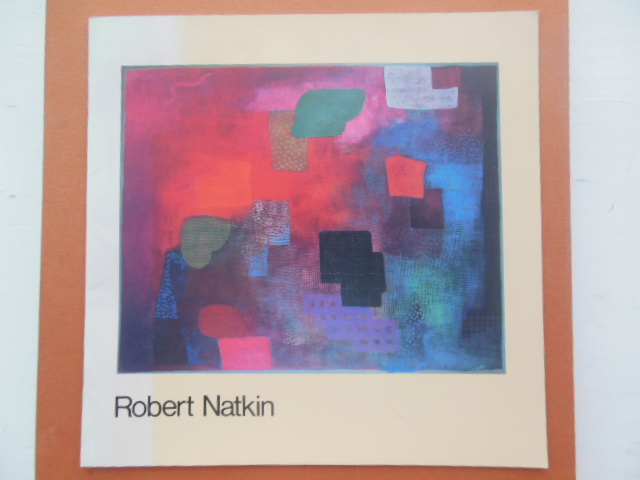 Image for Robert Natkin; Recent Work From the Bern Series  1982