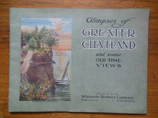 Image for Glimpses of Greater Cleveland and Some Old Time Views (1904)
