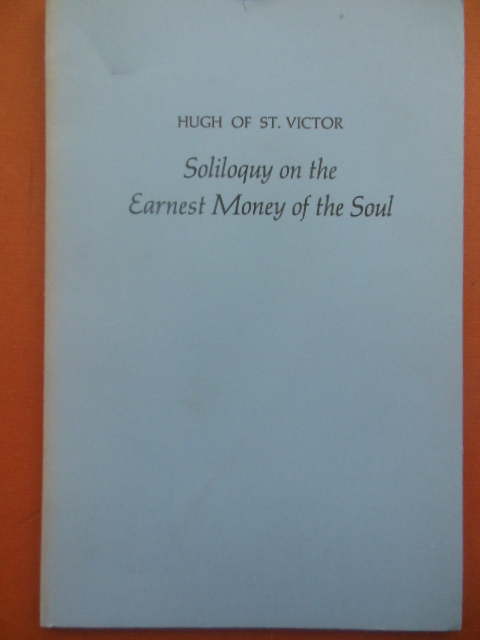 Image for Soliloquy on the Earnest Money of the Soul (1984)