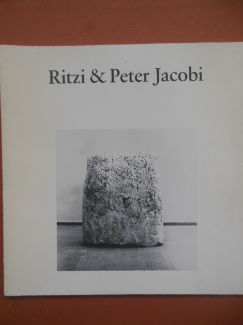 Image for Ritzi & Peter Jacobi Art Catalog 1981